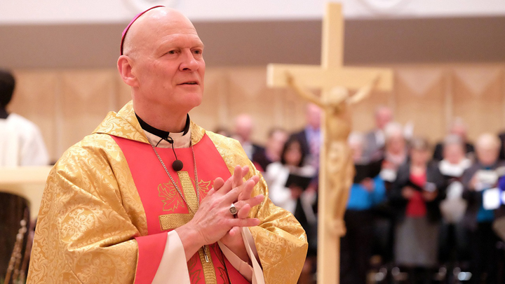 "UPDATE: ""Letter to the Faithful"" – Our bishop's response to recent news of sexual abuse by clergy in USA"