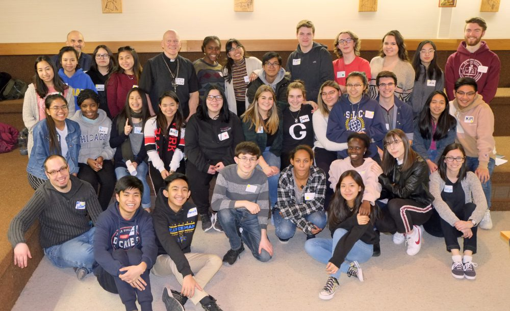 Youth Synod at Feehan – Seeking faith and meaning
