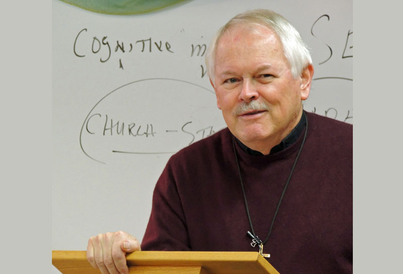 """""""Theological Formation – the Task, the Tension, the Hope"""" with Fr. Ron Rolheiser on Oct. 12"""